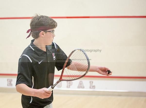 Boys' Squash -- St. Anne's Belfield vs Episcopal