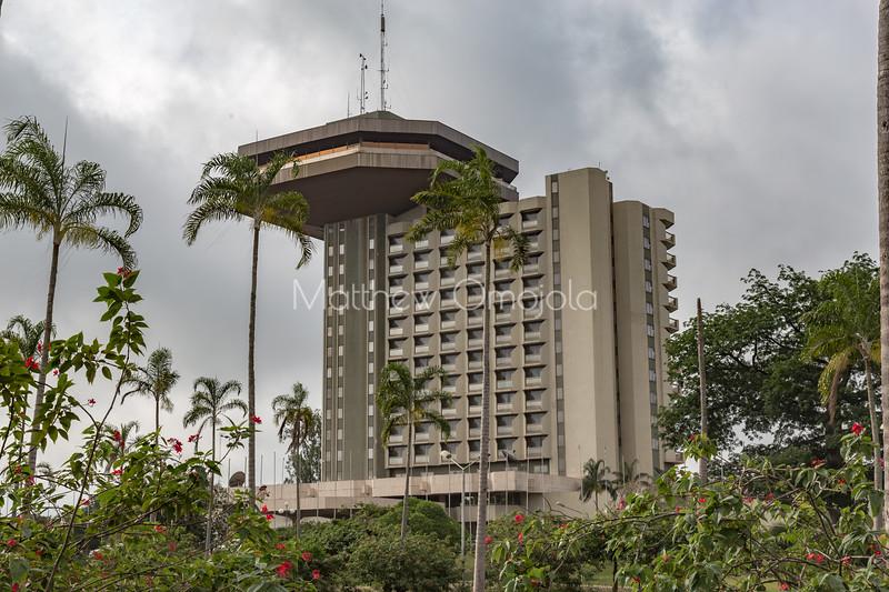 President Hotel Yamoussoukro Cote d'Ivoire Ivory Coast.