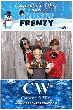 Carpenters Way Frosty Frenzy 2019