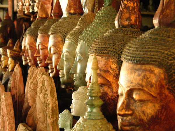 Siem Reap 2004
