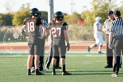 LHS JV vs Heritage 10/29/14