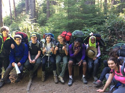 7th Grade Coast Trip 2018