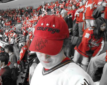 Caps vs Flyers (5/4) (April 11, 2008)