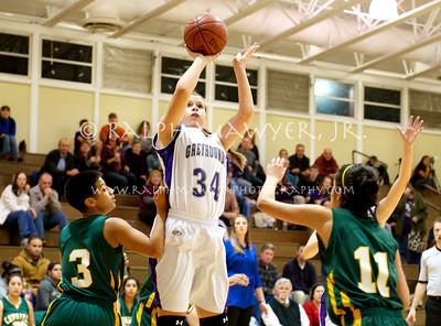 Basketball - Boerne vs McCollum - Girls (2012)