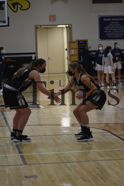 LUHS Girls' Basketball vs. Xavier December 30, 2020