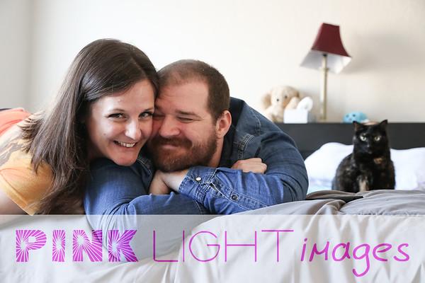 ENGAGEMENT:  Josh & Joanna!  2/3/17