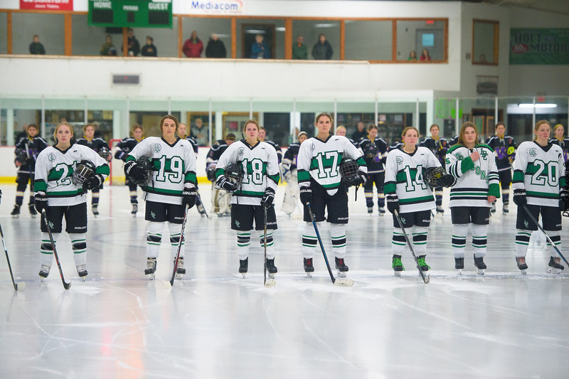 LDC Girls Hockey vs Waconia