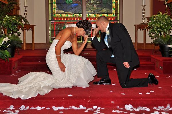 Joshua & Tiffany Taylor's Wedding