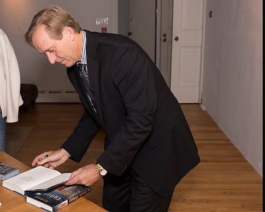 Barry Raebeck Book Signing at The Nature Conservancy