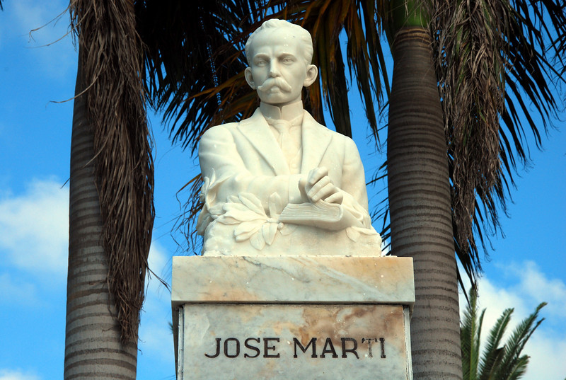 A leading advocate for Cuban independence from Spanish rule, Marti visited Key West numerous times to gain support for the revolution. He died in 1895 fighting for independence that eventually came in 1898 after the Spanish-American War.