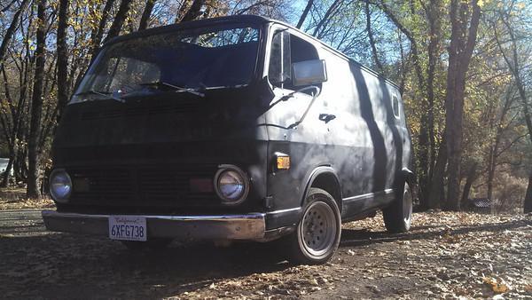1968 G10 Panel-Van 327 V8