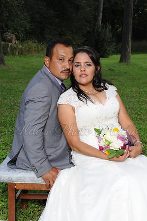 Vivian y Felipe