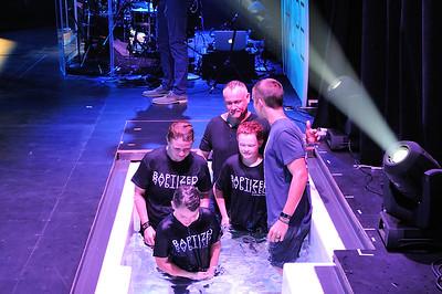 2017-04-30 - 9 a.m. Baptism Service