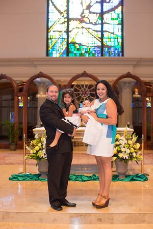 Alaina's Baptism 10/2015