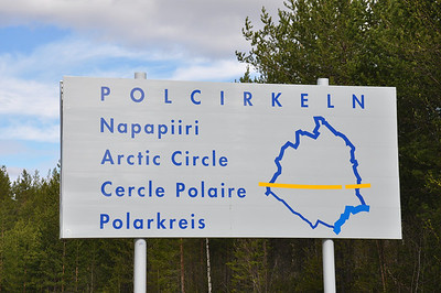 Lulea and Arctic Circle