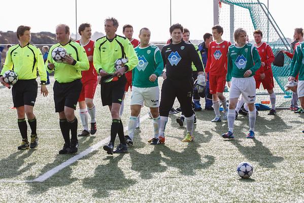 2013-04-25 Senior, seriekamp, Godøy-MSIL 1-1