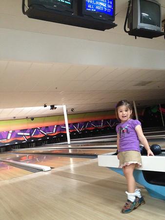 Bowling at Leo's Metro Bowl