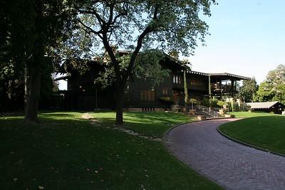 Gamble Greene House