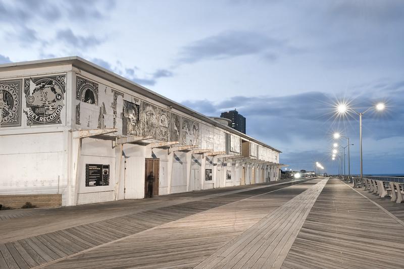 #265 Boardwalk North, Asbury Park, NJ.