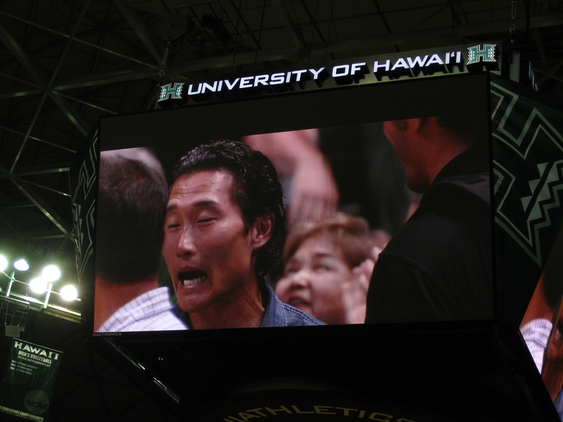 Hawaii - Wahine Volleyball Game-16.JPG
