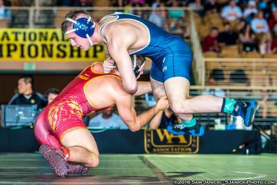 149 - Haines def. Cegelski - 2016 NCWA Championships