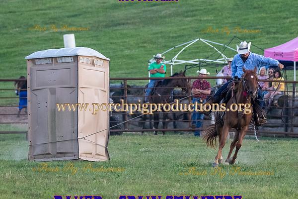 Rock Bottom Porta Potty Race
