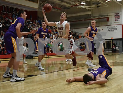 Waukee @ Fort Dodge boys basketball
