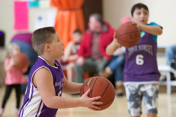 3/4 Basketball