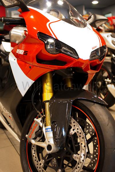 Ducati Coventry 07/08/10