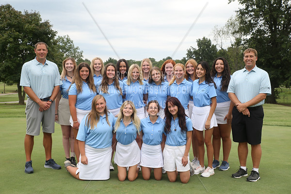 Belleville East Girls Golf 2021