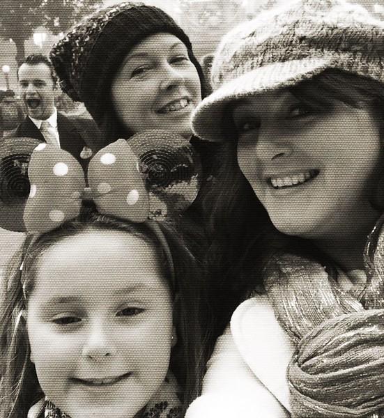 Photo-bombed by the Disney Staff - Day Two, Disneyland Paris