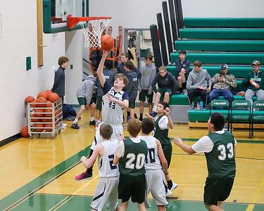 Red Lodge Boys Basketball Highlights 7-8th Grade 2019