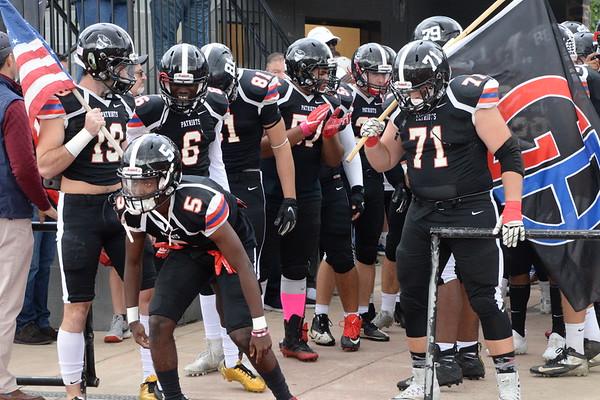 Varsity Football: GA vs Haverford School