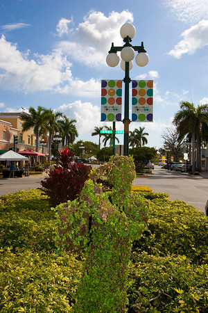 2009 4th Annual Vintage South Florida in Downtown Hollywood by Robert Stolpe