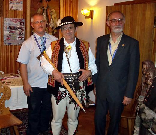 II Światowy Zjazd Górali oraz XXI Posiady Dr. Orawca