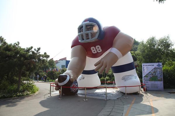 2012 NFL Experience - Beijing