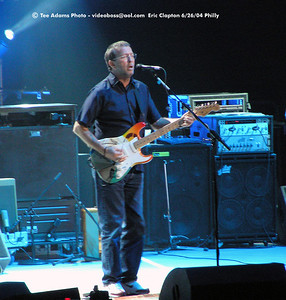 Eric Clapton 6-26-04 Philly