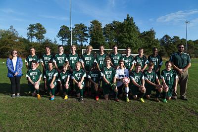Sturgis West Varsity Boys Soccer (vs. PJP)(2014)