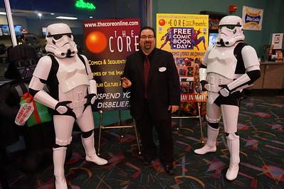 2015 Dec 17 Star Wars Premiere @ Marcus Theatre Cedar Falls