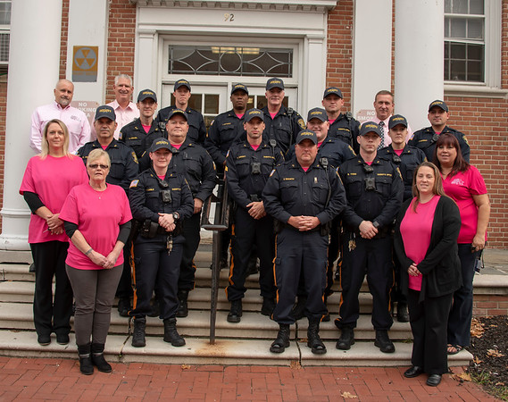 Salem County Sheriffs Office Pink