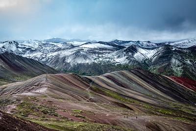 Palccoyo @ Checacupe (South Valley/Valle Sur) -  Cusco - Peru