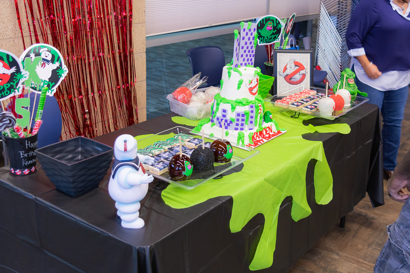 Birthday party 4-21-18
