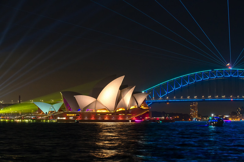 A Vivid View ||Sydney