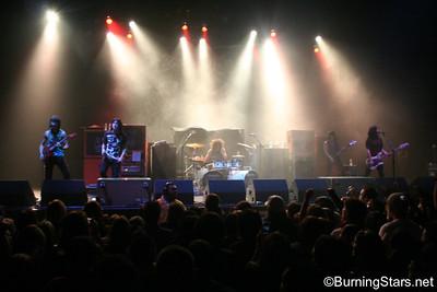 Escape The Fate @ The Wiltern (Los Angeles, CA); 11/21/09