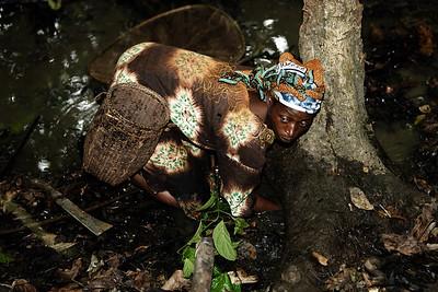 Baka People of Cameroon