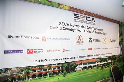 SECA Networking Golf Tournament 2019
