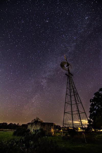 Milky Way Windmill