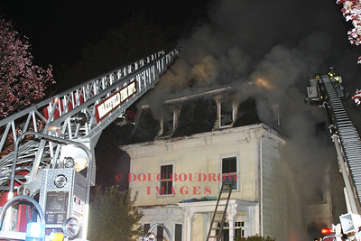Wakefield, MA - 4th Alarm, 29 Yale Ave, 10-27-06
