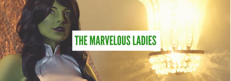 Marvelous Marvel Ladies