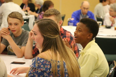 Emerging Leaders & Laity Luncheon: Friday, June 8